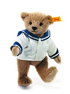 Steiff 21cm Andy Jointed Teddy Bear Jointed (Cinnamon)