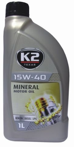 15w40 Motoröl Öl 1 Liter mineral ACEA A3/B3/B4,
