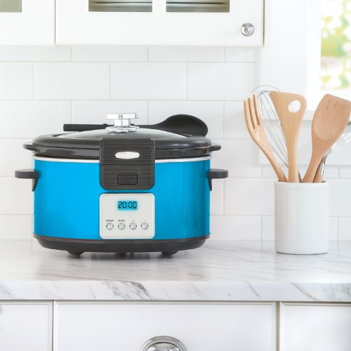 Bella Linea Collection 5qt Programmable Slow Cooker Home