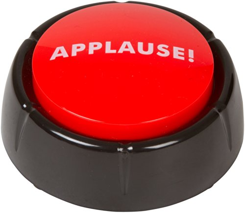 Allures & Illusions Applause Button - 1