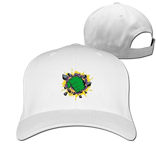 fashion-adult-the-fist-of-green-giant-travel-cap-hats-ash-white