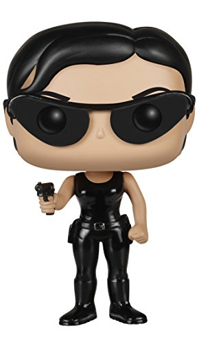 Funko POP Movies: The Matrix - Trinity Action Figure - 1