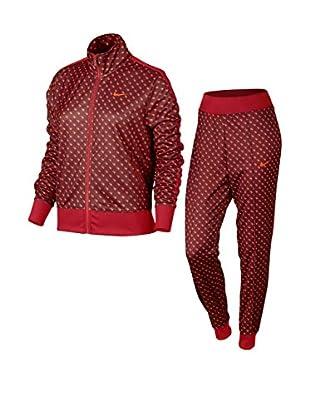 Nike Chándal Printed Cuffed (Rojo)