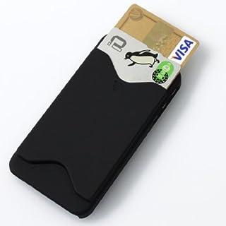 iPhone 4 /4S がおサイフケータイになるケース マットブラック