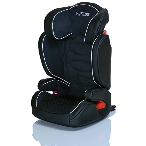 preisvergleich und test lcp kids auto kindersitz neptun ifix isofix 15 36 kg gruppe 2 3 ece r44. Black Bedroom Furniture Sets. Home Design Ideas