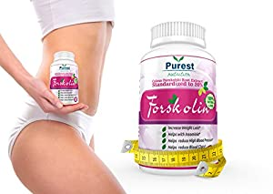 Amazon forskolin 500mg 20% standardized