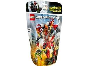 Lego Hero Factory - 44018 - Jeu De Construction - Furno Et Son Jet-pack