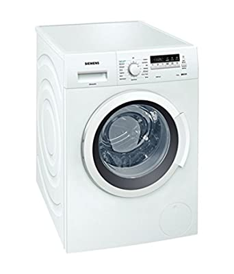 Siemens WM10K260IN Fully-automatic Front-loading Washing Machine (7 Kg, White)