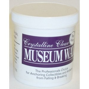 13 oz Museum Wax Earthquake and Disaster Preparedness, Secure Collectables, Earthquake Wax
