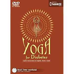 Yoga for Diabetes DVD