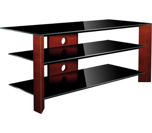 meuble tv ikea rouge laqué – Artzein.com