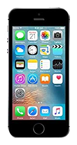Apple iPhone SE 16 GB SIM-Free Smartphone - Space Grey (Certified Refurbished)