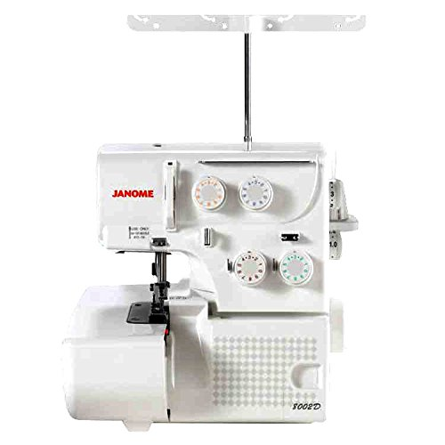 Best Buy! Janome 8002D Serger w/ FREE Bonus Value Package!