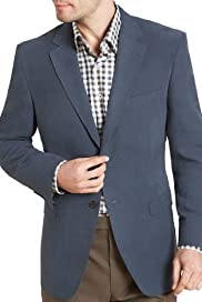 Notch Lapel 2 Button Jacket [T19-4117C-S]