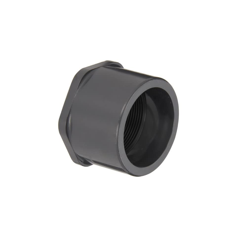 Spears g series pvc pipe fitting bushing schedule
