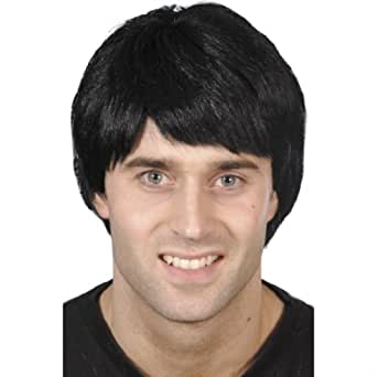 Smiffy's Men's Guy Wig Short