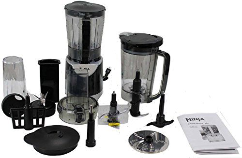 Best Deals! Ninja Extreme 700 Watt Kitchen System Pulse Blender, Mixer, Processor & Accessories ...