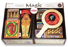 Deluxe Magic Set - (Child)