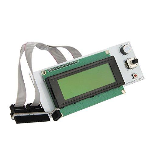 Reprap Ramps1.4 2004 Lcd Display Controlle With Adapter Mendel Prusa 3D Printer