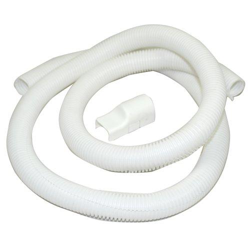Wiremold CM62 Cordmate II Flex 5-Foot Large Split Tube Wiring Cover, White