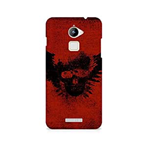 Ebby Guns of Skull Premium Printed Case For Coolpad Note 3 Lite