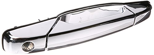 Depo 332-50027-112 Front Driver Side Left Side Exterior Door Handle Chrome (Door Handle Chrome compare prices)