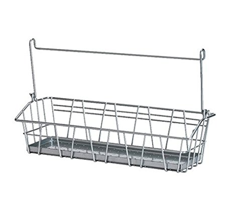Ikea Steel Wire Basket 900.726.48, Silver