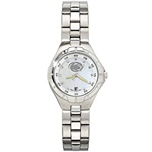 CZMPW22743Q-w-Ladies Penn State Watch W  Cz Markers by NCAA Officially Licensed