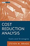 img - for Cost Reduction Analysis: Tools and Strategies book / textbook / text book