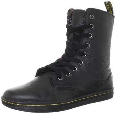 Dr. Martens Women's Stratford Boot,Black,3 UK/5 M US