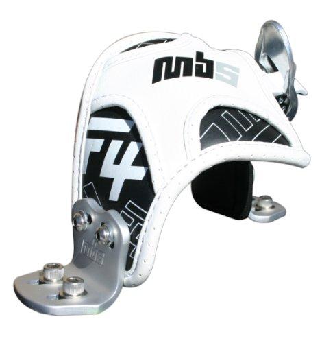 MBS F4 Pro Bindings-White