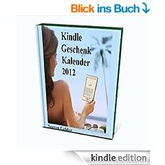 Kindle Geschenk Kalender 2012 mit deutschen Feiertagen