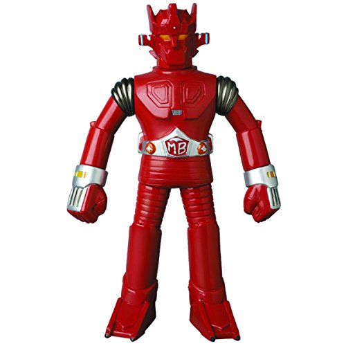 Medicom Super Robot Mach Baron Sofubi Hyper Edition Action Figure (Super Robot Baron compare prices)