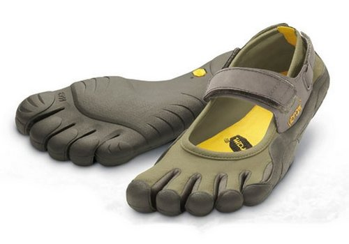 Vibram Fivefingers Men's 'Sprint' Water Shoe,Taupe/Putty/Clay,EU 46