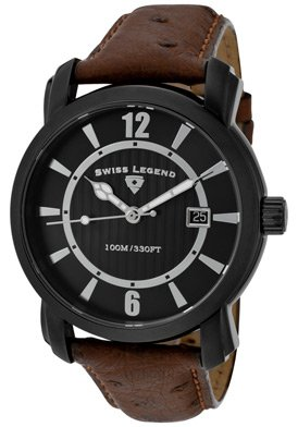 Men's Black Dial Watch