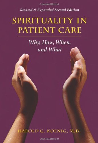 Spirituality in Patient Care: Why, How, When, and What (Web Therapy Season 2 compare prices)