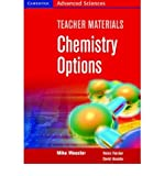 img - for Chemistry Options Teacher Materials CD-ROM (Cambridge Advanced Sciences) (CD-ROM) - Common book / textbook / text book