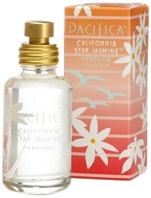 Pacifica California Star Jasmine Spray Perfume, 1.0 Fluid Ounce
