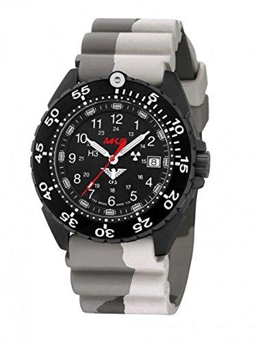 KHS Tactical orologio uomo Enforcer Black Titan KHS.ENFBT.DC5