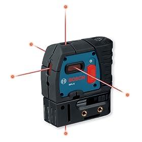Bosch GPL5 5-Point Alignment Laser BNA