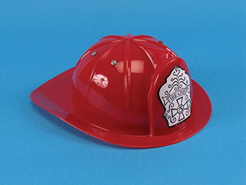 Loftus International Fireman Hat/Plastic