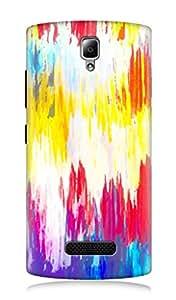 7C High Quality Back Case Cover For Lenovo A2010