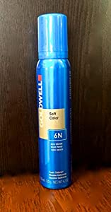 Goldwell colorance 6N Dark Blonde Foam Colorant 4.2 oz / 125 ml