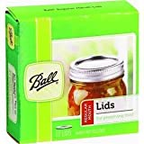 Ball® Regular Mouth 12 Lids (by Jarden Home Brands)