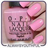 OPI Nail Polish 2012 Nicki Minaj Collection Color Pink Friday N16 0.5oz 15ml