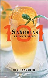 Houghton Mifflin Peterson Books HM0470169414 101 Sangrias & Pitcher Drinks