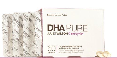 FERTILITY SUPPLEMENT FOR MEN - CONCENTRATED DHA FORMULA