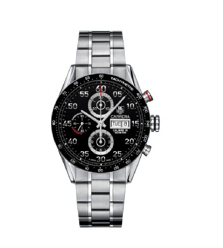 TAG Heuer Men's CV2A10.BA0796 Carrera Automatic