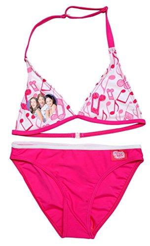 Disney Violetta Bikini bianco 116 cm
