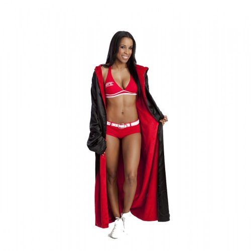 Women's UFC Black Robe